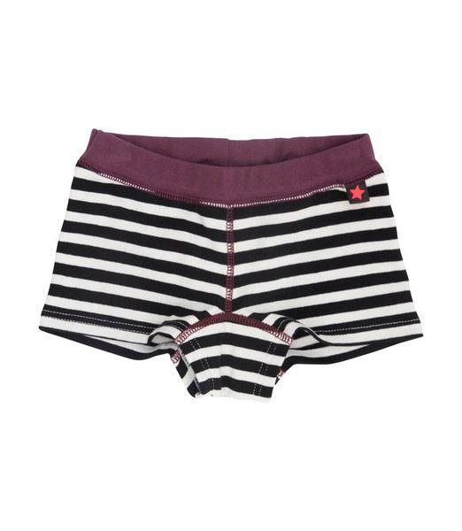 Molo Joanna Graphic Stribe Shorts Knickers
