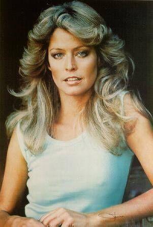 Farrah Fawcett nos anos 70