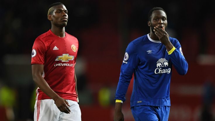 Lukaku inspired to join Manchester United by world-record Pogba transfer