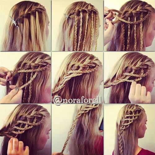20 best images about braids on Pinterest | French braids, My hair ...