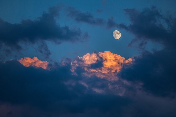 Moon by Malte Werning on 500px