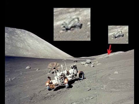Three Astonishing Evidences Prove Neil Armstrong Met Aliens On The Moon! - YouTube
