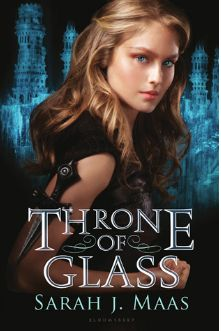 The Book of Jules: BOOK REVIEW | Throne of Glass by Sarah J. Maas