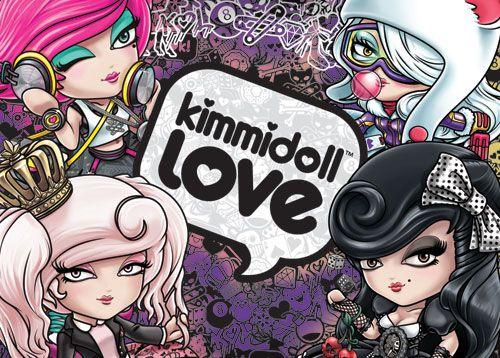 Kimmidoll Love (Set 4)