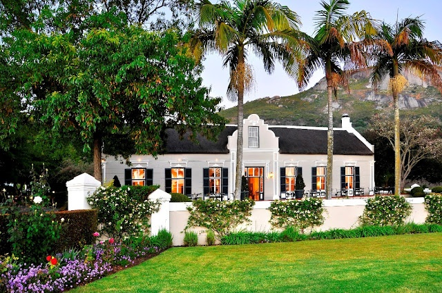 The Grande Roche - Nestled at the foot of the magnificent Paarl Rock is a small, luxury hotel like no other.