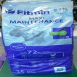 FITMIN DOG MAXI MAINTENANCE 15kg - NOVÁ RECEPTURA granule pro dospělé psy velkých plemen
