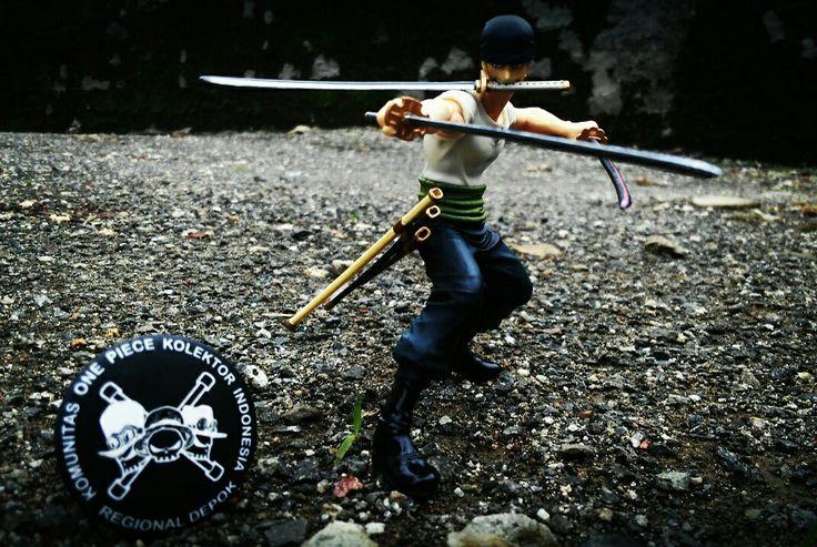 Figuart Zero Roronoa Zoro Battle Ver.