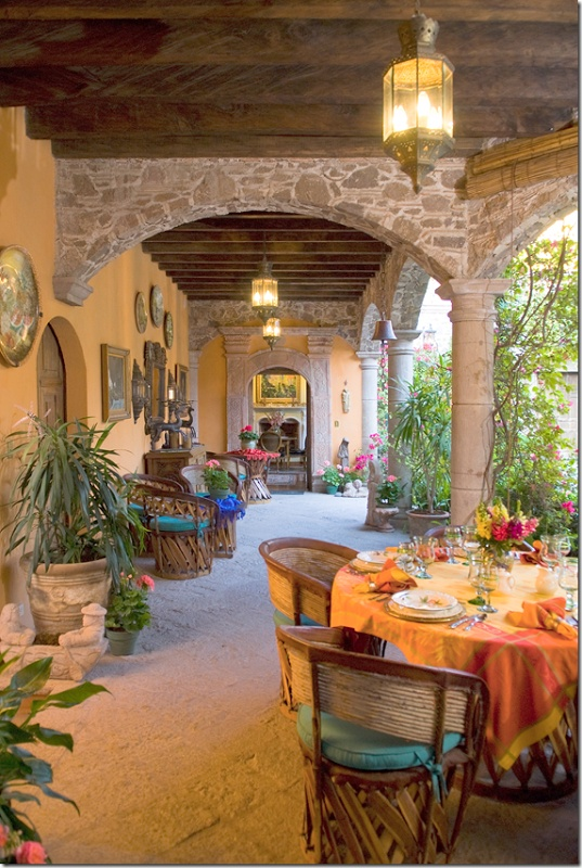 San miguel de allende garden and outdoor rooms for Pinterest outdoor garden rooms