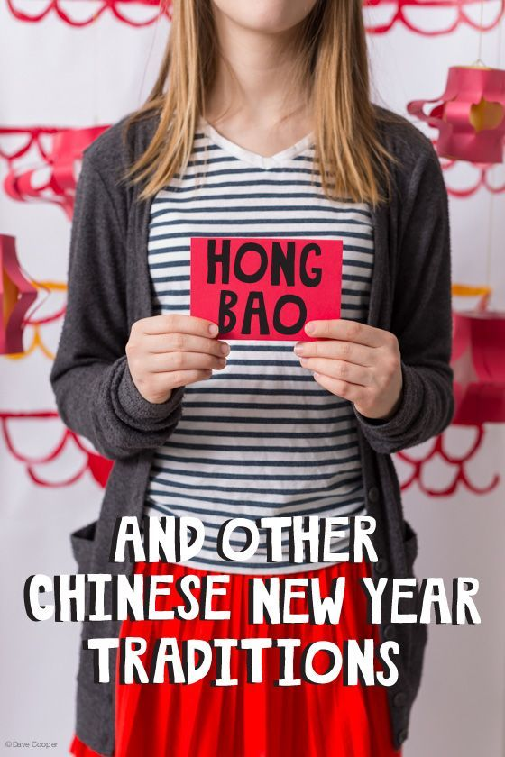 3 Chinese New Year Traditions - projects and activities to help kids learn about the Spring Festival. Hong Bao, Lantern Riddles, Long Noodles