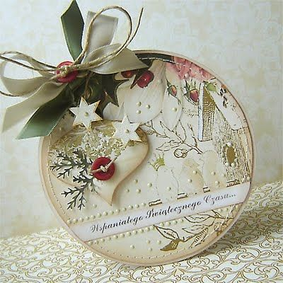 Could I make this with an old CD?  Inspiration!