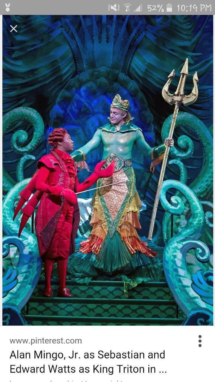 best theatre club images on pinterest the little mermaid