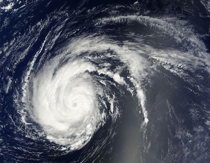 A few hurricane facts