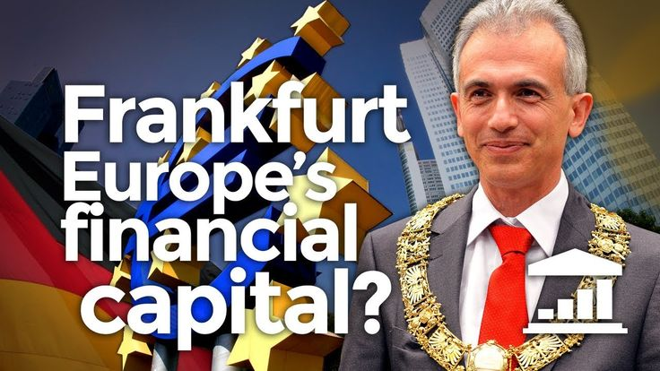Will FRANKFURT replace THE CITY after BREXIT? - VisualPolitik EN