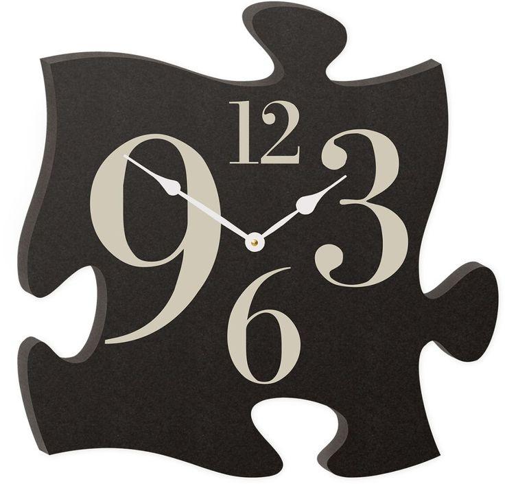 The Time Piece Puzzle Piece Puzzle Frames Pinterest