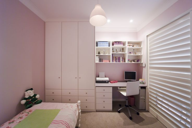 We'll design a home office to suit your current decor.