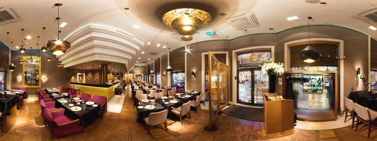 Dining - Continental Hotel Budapest