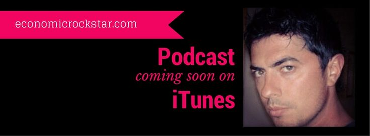 Economic Rockstar coming soon to iTunes with Frank Conway