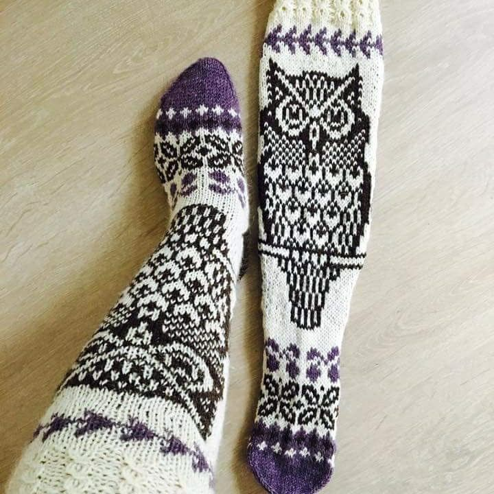 139 besten Socken Bilder auf Pinterest | Gestrickte socken ...
