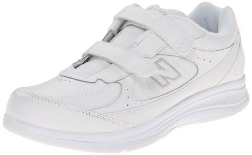 New Balance Women's WW577 Walking Shoe -  	     	              	Price: $  64.95             	View Available Sizes & Colors (Prices May Vary)        	Buy It Now      • This update to a popular walking shoe improves on a favorite • Leather upper with reflective detail • Adjustable hook and loop straps • Resilient polyurethane insole ...
