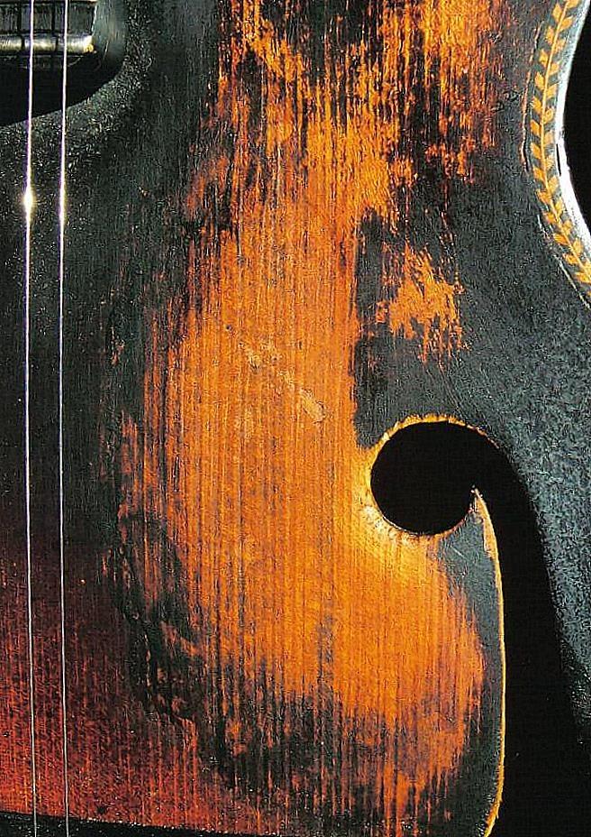 McClanahan mandolin