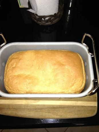This recipe was made for my Zojirushi Bread Machine. My family loves this bread.  I can barely get it cooled down before its gone.