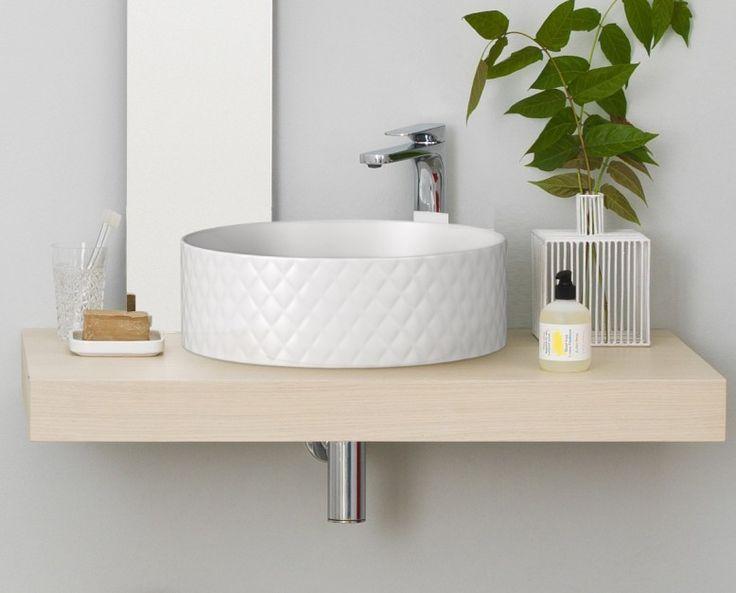 M s de 1000 ideas sobre encimeras de ba o en pinterest - Encimeras lavabos bano ...