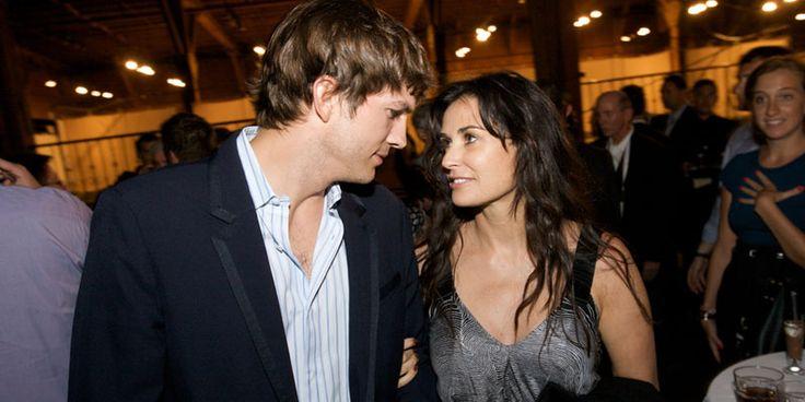 Dupa decepția suferită în căsătoria cu tânărul Ashton Kutcher, frumoasa actriță americană refuză să mai aibă relații cu bărbați foarte tineri...