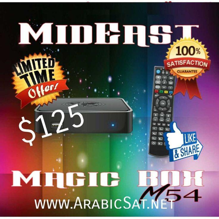 MidEast Satellites #MidEastMagicBox #arabic #bestarabictv #arabictv #arabictvcanada #arabictvbox #mideastmagicbox #promotion #arabicchannels #arabicmovies #tvshows