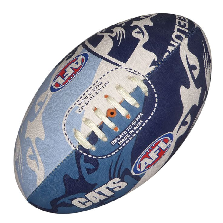 Geelong Cats Footy Ball by Burley