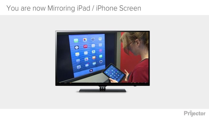 How to airplay ios9 ipadiphone to tv or projector in
