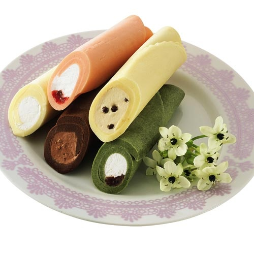 Mochi rolls ♥ Dessert