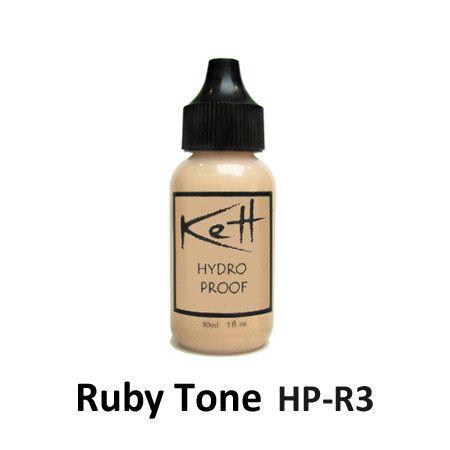 Kett Hydro PROOF Airbrush Foundation Ruby Series- Single 1 oz Foundation