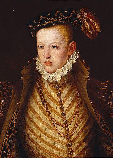 Cristóvão de Morais :Sebastiao de Portugal ; 1565