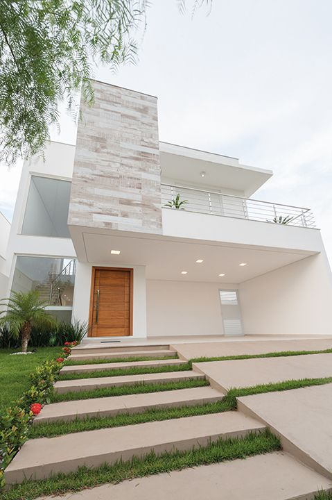 Selecionamos 4 projetos residenciais para você se inspirar