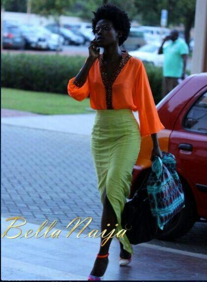 i like colorful outfits