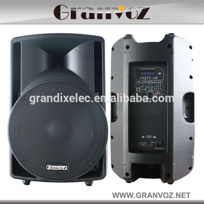 PP-15152A 15 pulgadas altavoces portatil parlante bafle gran potencia outdoor speaker #Altavoces, #Speakers