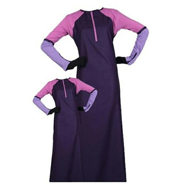 EID ul Adha Women's Sports Abaya Collection #8 Design Nº: 0363 Available Size: 46 to 60, R, L & XL Available Color's: Purple (Combination of 4 Color's) Fabric: T.R. Twill Price From: 450.00 ZAR More info @ http://kufnees.co.za