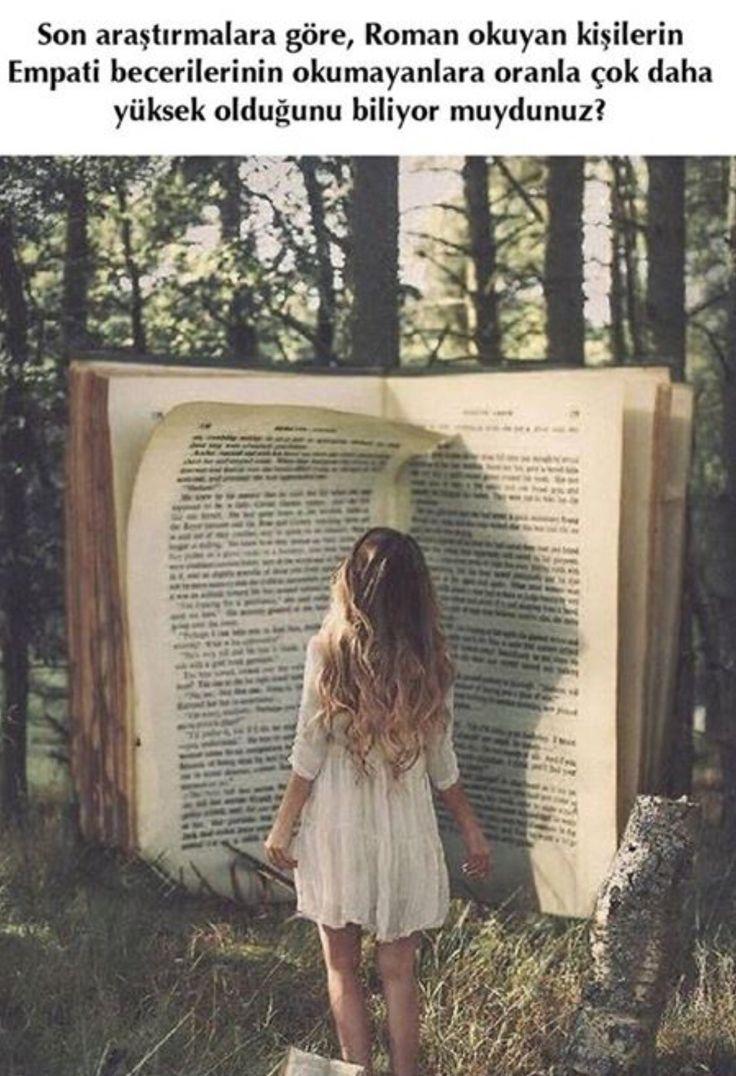 Roman okumak ve empati kurma ilişkisi