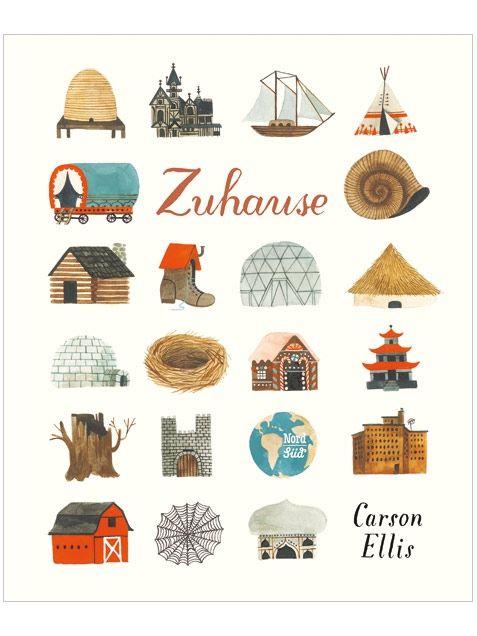 NordSüd Verlag Zuhause
