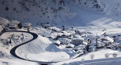 Stuben am Arlberg - Vorarlberg - Austria