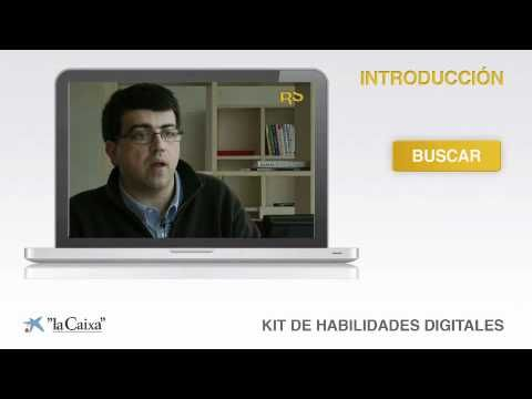 ▶Kit de habilidades digitales - 1 de 9 videos. RocaSalvatella. (España, 2010).
