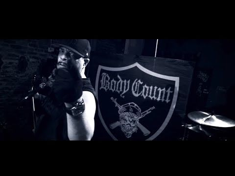 """BODY COUNT - Talk S**t, Get Shot (Official Music Video) """"...MF Talk Sh*t you get your wig split...""""  #Manslaughter"""