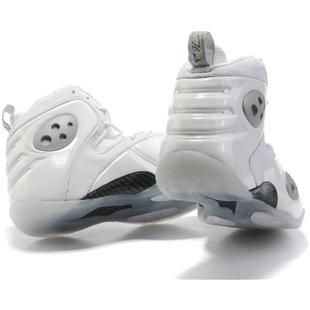 http://www.asneakers4u.com/ Penny Hardaway Shoes   Nike Zoom Rookie LWP White Sale Price: $68.40