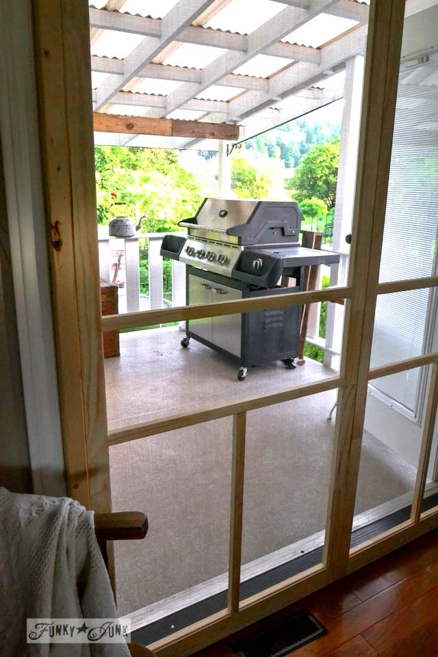 Installing Screen Doors On French Doors Easy And Cheap
