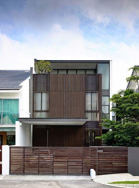 Stunning semi-detached house in Singapore: Eng Kong Garden: