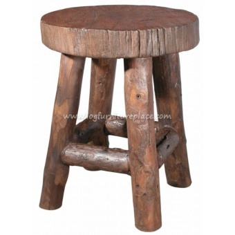 68 best images about wood furniture on pinterest small stool furniture and rustic log furniture - Rustic outdoor bar stools ...