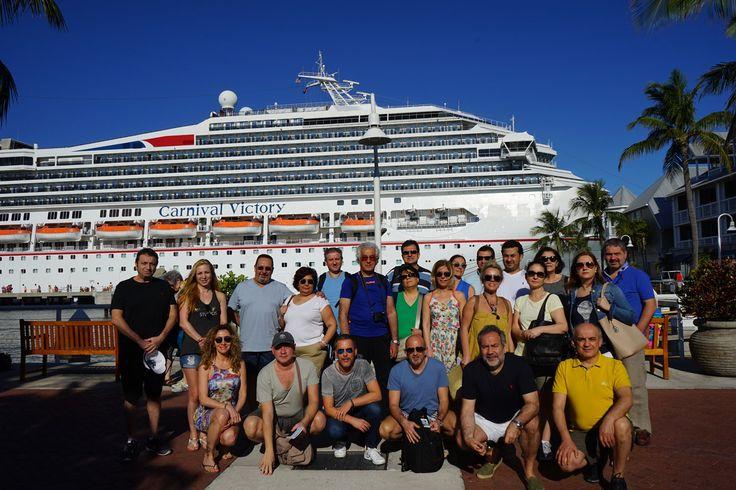 MAPFRE Sigorta, 2016 yılının başında hayata geçirdiği Okyanus Kulübü çerçevesinde, siyah inci kategorisindeki acenteleri ve üst düzey yöneticilerinin katılımıyla Miami-Karayipler seyahati gerçekleştirdi.