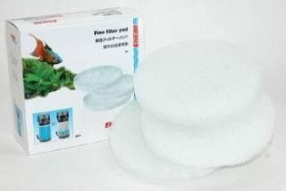 EHEIM Filter Pad White 2217. Fine white top pad (ehfisynth) for 2217 classic filter. Royal Item Number: AEH2616175