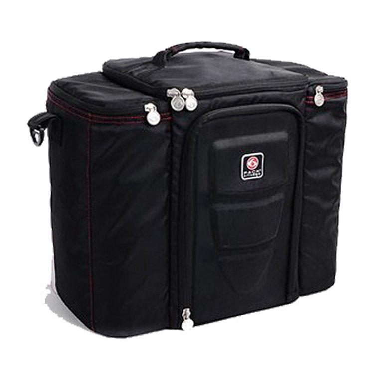 높은 품질 방수 피크닉 점심 가방 절연 휴대용 직물 열 쿨러 가방 대용량 스토리지 가방