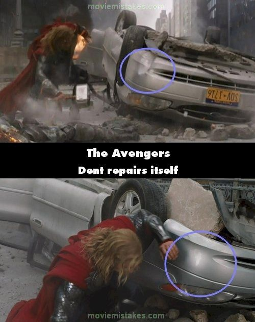 Marvel Movie Mistakes You Won't Be Able To Un-See